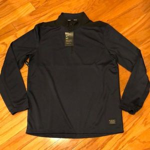 Nike Dry Top Core 1/2 Zip OLC AR2598 NWT